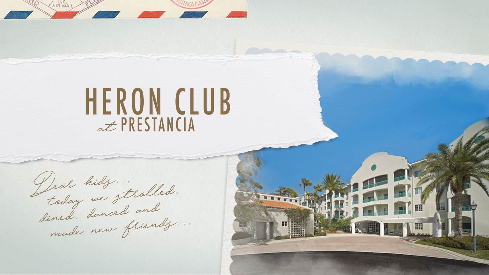 Heron Club at Prestancia