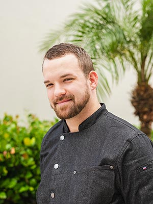 Culinary Director Jason Revell